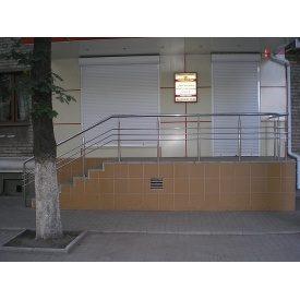 Огородження для сходів з нержавіючої сталі