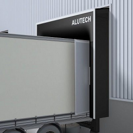 Герметизатор проема ALUTECH DSF 3400x2500 мм