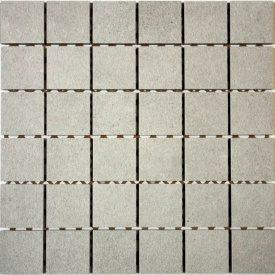 Мозаика Concrete bianco 30х30 MQCXRM1 ZEUS CERAMICA