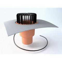 Покрівельні воронки та аксесуари водовідведення TOPWET™