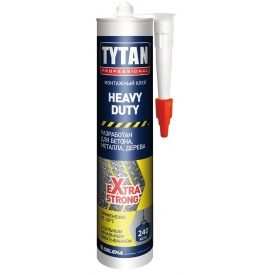 Клей монтажний TYTAN Professional Heavy Duty 310 мл бежевий
