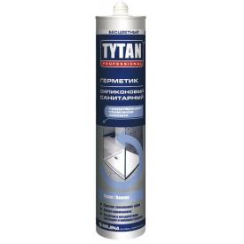 Герметик силиконовый cанитарный TYTAN Professional 280 мл бесцветный