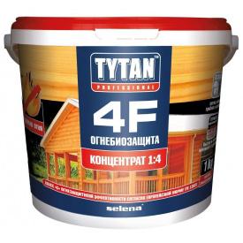Огнебиозащита TYTAN Professional 4F 5 кг