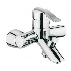 ECTOS-Смеситель однорычажный для ванны хром/мат
