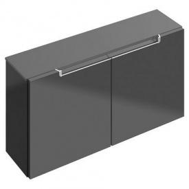 SUBWAY 2,0 тумба 75,8x40x23,5 см подвесная цвет Oak Graphite