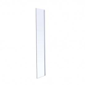 Стенка Walk-In 40x190 см каленое прозрачное стекло 8 мм