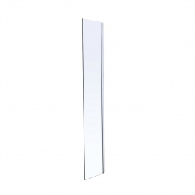 Стінка Walk-In 30x190 см гартоване прозоре скло 8 мм