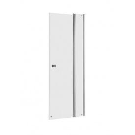 CAPITAL дверь душевая 90x195 см одностворчатая с недвижимой частью