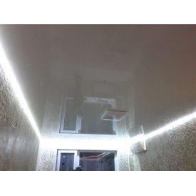 Крепление подпотолочного карниза натяжных потолков