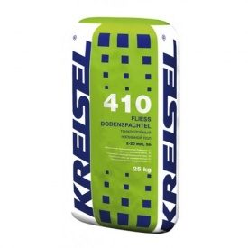 Самовыравнивающая смесь 2-20 мм Кreisel 410 25 кг
