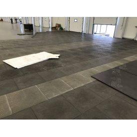 Акустична підлогова плитка ПВХ Кольчуга 700х700х22 мм
