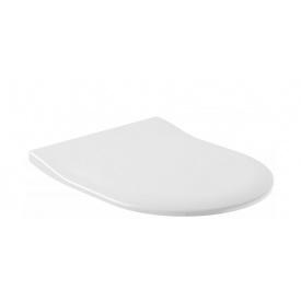 SUBWAY 2,0 сиденье с крышкой для унитаза SlimSeat с функцией Quick Release и Soft Closing белый альпин