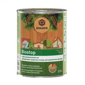 Біозахисний ґрунтовка для деревини Eskaro Biostop 0,9 л