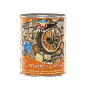 Лак Eskaro Granit Lakk S 1 л