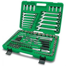 Профессиональный набор инструмента в кейсе 130 ед TOPTUL GCAI 130 B