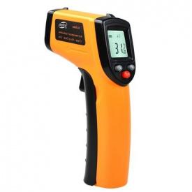 Безконтактний інфрачервоний термометр -50-530 градусів Цельсія BENETECH GM530