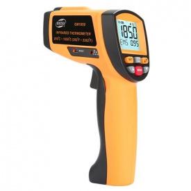 Лазерний безконтактний цифровий пірометр 200-1850 градусів Цельсія BENETECH GM1850