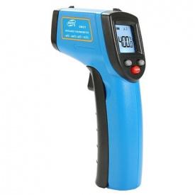 Інфрачервоний пірометр -50-400 градусів Цельсія BENETECH GM321