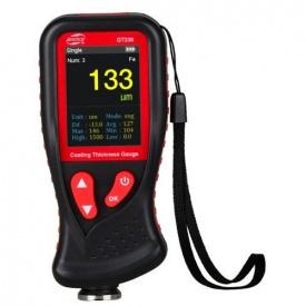 Толщиномер ЛКП HD-дисплей Fe/nFe 0-1300 мкм BENETECH GT 230