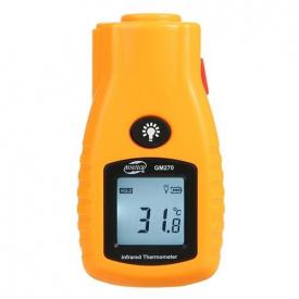 Инфракрасный термометр пирометр -32-280 градусов Цельсия BENETECH GM 270