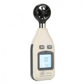 Цифровой анемометр 0,1-30 м/с -10-45°C BENETECH GM816A