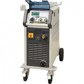Зварювальний напівавтомат MIG-MAG 220В 10.6 А 0.8-1.0 мм G. I. KRAFT GI13110-220