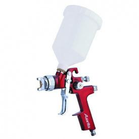 Краскопульт низкого давления HVLP 1,3 мм ВБ пласт 600 мл AUARITA AB-17G-1.3