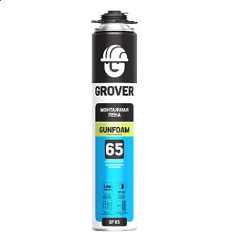Піна GROVER GF65 пістолетна 883 мл