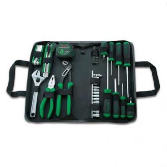 Комбинированный набор инструментов 43 ед в сумке TOPTUL GPN-043 A
