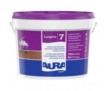 Краска Aura Lux Pro 7 шелково-матовая 10 л