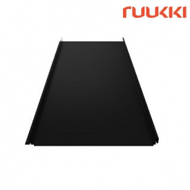 Фальцева покрівля Ruukki Classic C Purex Нордична ніч (RR33)