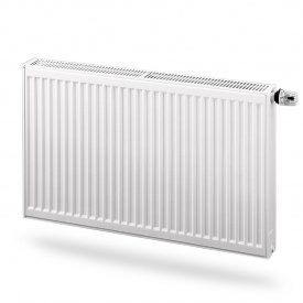 Стальные радиаторы - PURMO Ventil Compact 1400x300 тип СV33 нижнее подключение