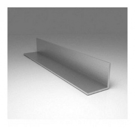 Алюминиевый профиль уголок B01 008 45х45х2