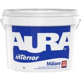 Краска Aura Malare глубоко матовая 5 л