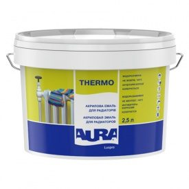 Емаль Aura Luxpro Thermo глянсова 2,5 л