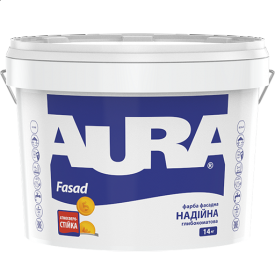 Краска Aura Fasad 14 кг