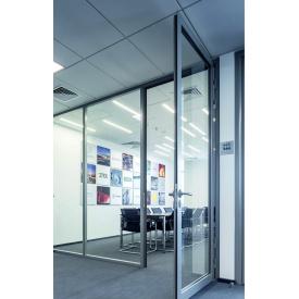 Дверь холодная D40 стекло HPL панель 1012,80х2207,40 мм
