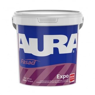 Краска Aura Fasad Expo 1 л