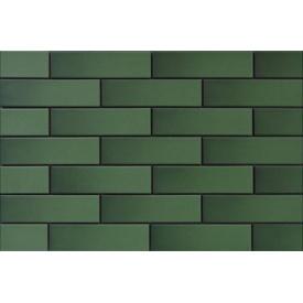 Плитка фасадная CERRAD Зеленая 245x65x6,5 мм