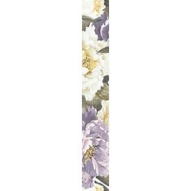Фріз InterCerama Metalico вертикальний 70x500 violet