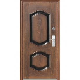Двері вхідні К Кaiser 550-2