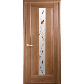 Дверь межкомнатная ПВХ DeLuxe Новый Стиль Премьера