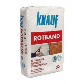 Шпаклевка KNAUFF Ротбанд 30 кг
