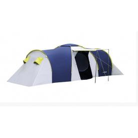 Палатка 6-ти местная Presto Acamper NADIR 6 PRO синяя 3500 мм