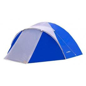 Палатка 3-х местная Presto Acamper ACCO 3 PRO синяя 3000 мм