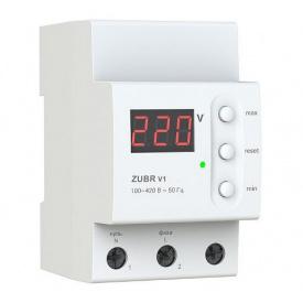Цифровой однофазный вольтметр Zubr V 1
