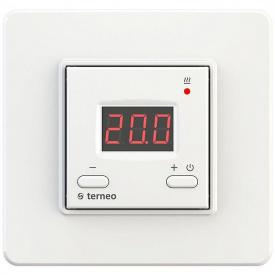 Терморегулятор білий terneo st