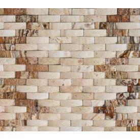 Мозаїка травертин 2х30х30 см