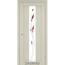 Межкомнатные двери Korfad PORTO PR-10 800х2000 мм Беленый дуб