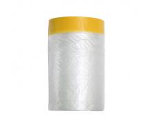 Защитная пленка с бумажной малярной лентой Сolor Expert 55 см 33 м